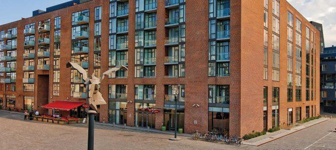 Sove: Adina Apartment Hotel Copenhagen