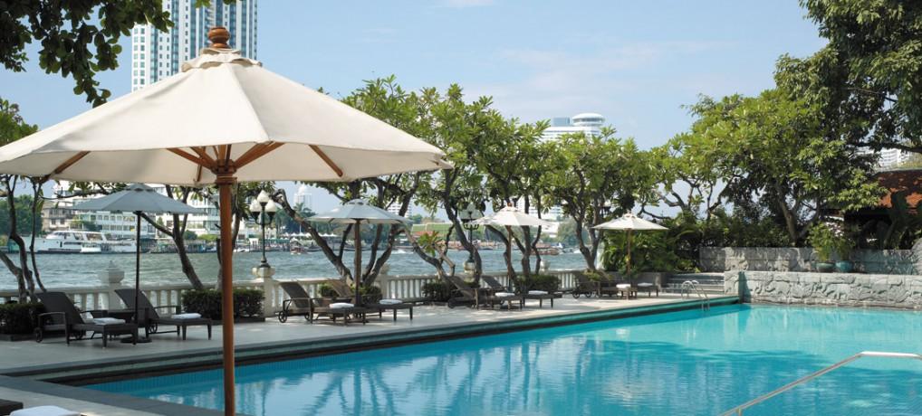 Hotell: Shangri-La Bangkok