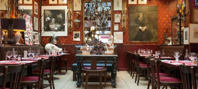 Spise: Café de Palais Reims Champagne