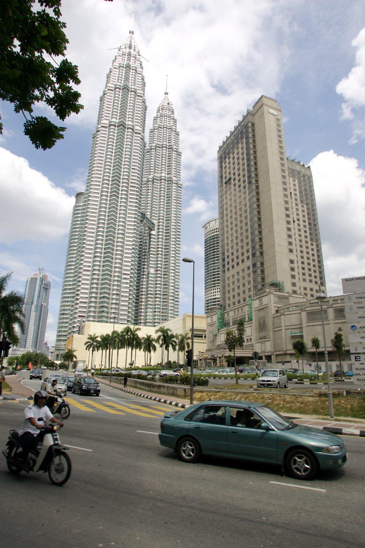 Mandarin Oriental Kuala Lumpur er nabo til Petronas Towers.