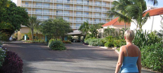 Sove: Hilton Curacao