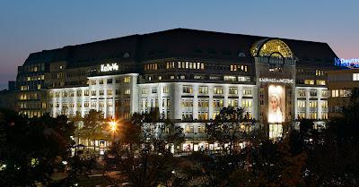 Shopping, spa og spise: KaDeWe Berlin