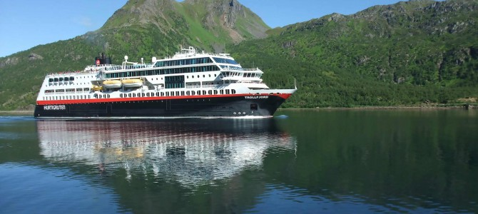 Lugar på Hurtigruten MS Trollfjord