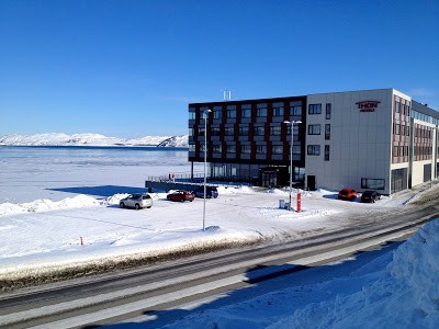 Sove: Thon Hotel Kirkenes