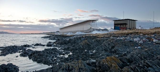 Nasjonal turistveg: Heksemonumentet  Vardø