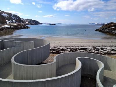 Se: Nasjonal turistveg Havøysund i Finnmark