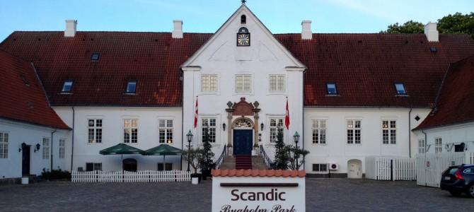 Sove: Scandic Bygholm Park Horsens