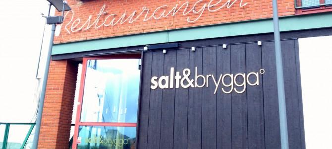 Spise: Salt&Brygga Malmø
