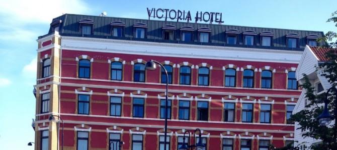 Sove: Victoria Hotel Stavanger
