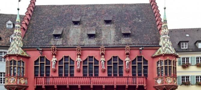 Sove og spise: Freiburg