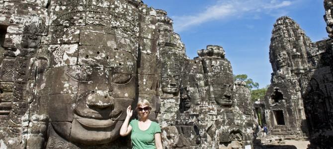Se og sove: Siem Reap