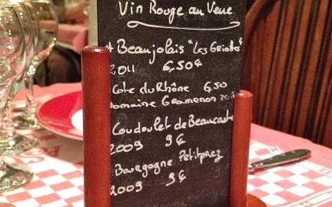 Spise: Astier i Paris