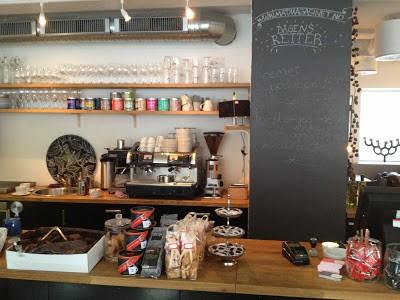 Spise og shopping: Matmagasinet i Stavanger
