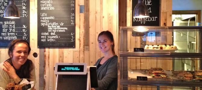 Spise: Blue bird kaffebar Stavanger