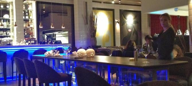 Spise: Nimb bar'n' grill København