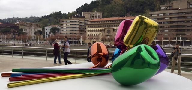 Sove, spise og se:  Bilbao