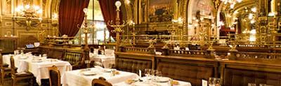 Spise: Le Train Bleu Paris