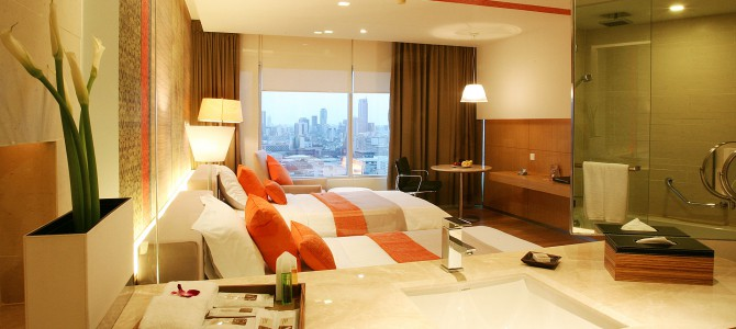 Hotelltest: Pathumwan Princess Bangkok