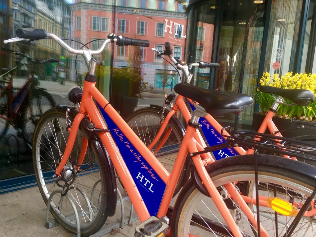 sykler