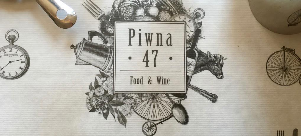 Spise: Piwna 47 Gdansk