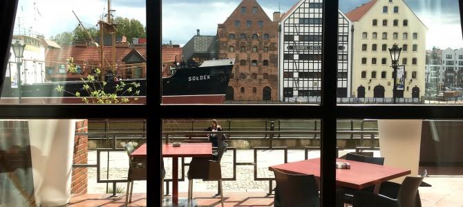 Sove: Hotel Hanza Gdansk
