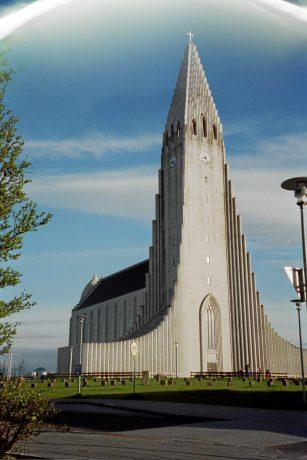 Kirke eksteriør