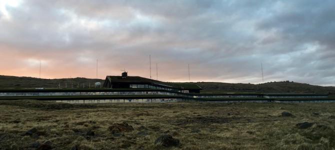 Sove: Hotel Føroyar Torshavn