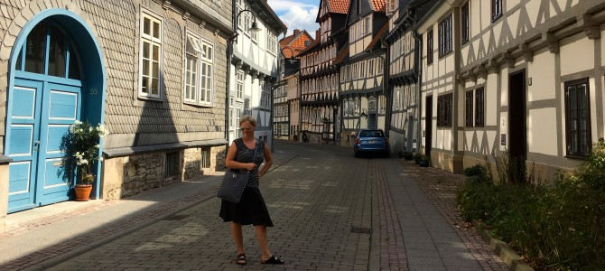 Tyskland: 24 timer i Wolfenbüttel