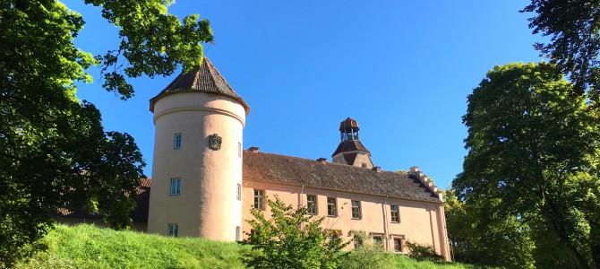 Sove og se: Edoles Castle Kuldiga