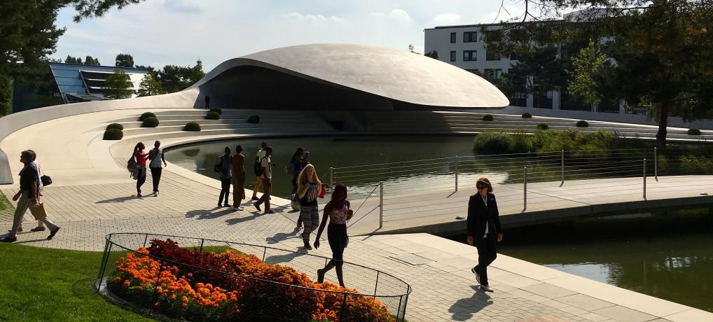 Se: Autostadt i Wolfsburg