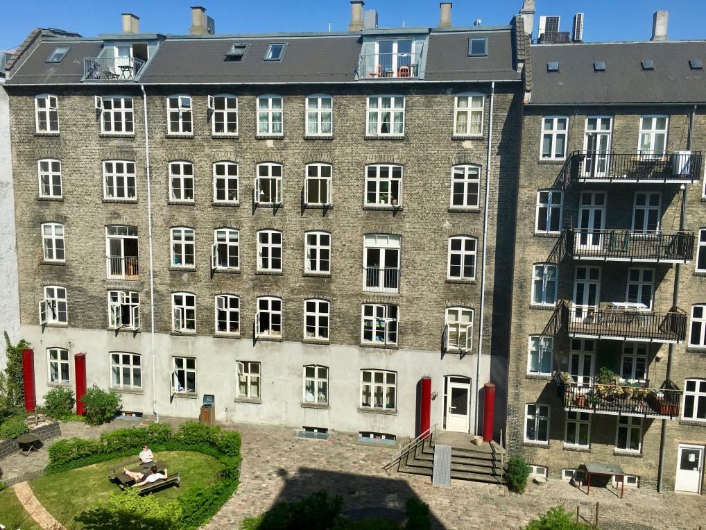naboene til Urban House Copenhagen