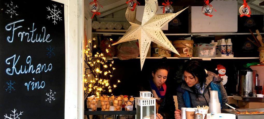 Se, spise og shoppe: Zagreb Julemarked