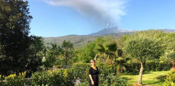 En vintur rundt vulkanen Etna