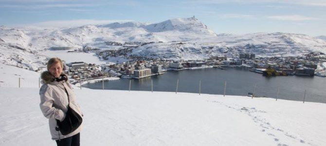 Se: Roadtrip i et vinterlig Finnmark