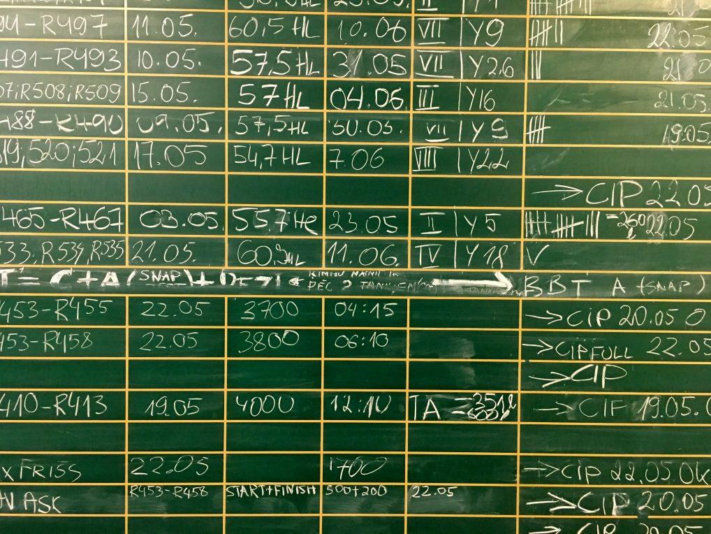 Mye tid og kunnskap ligger bak hver øl på Valmiermuiza Bryggeri.