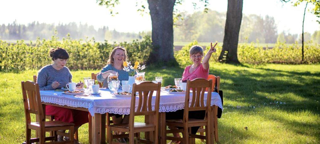 Spise: Matguide til landlige Latvia