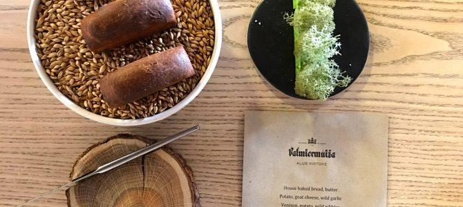 Spise og shoppe: Valmiermuiza bryggeri