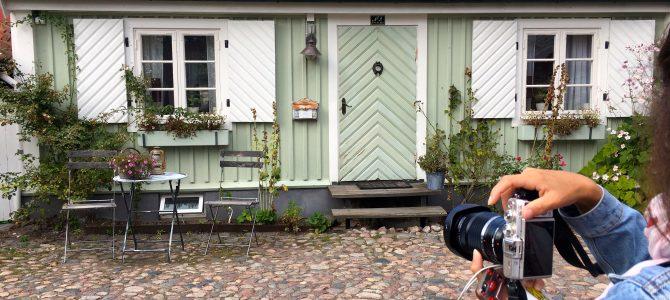 Shopping i Kalmar: Kattrumpe og andre kule ting