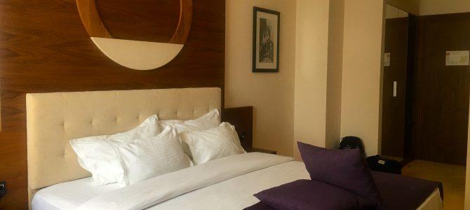 Sove: Hotel City Savoy Beograd