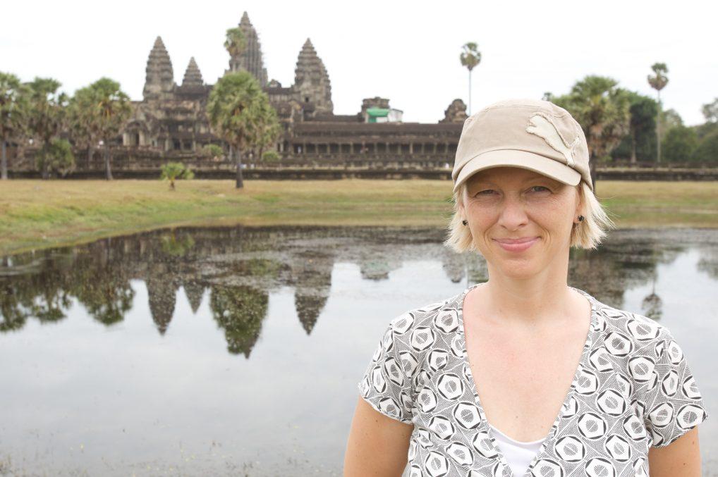 Angkor Wat er ofte første stopp på en Kambodsja-reise