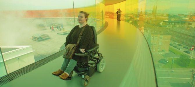Århus: På hjul fra kafé til natur