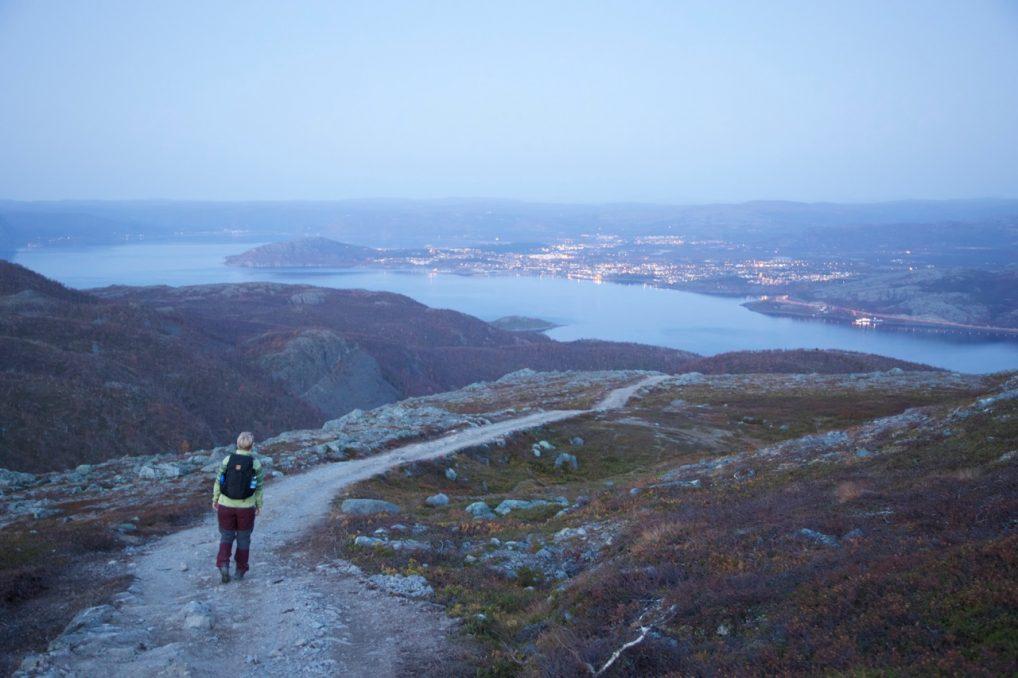Utsikt mot Alta