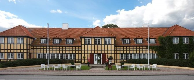Spise og sove: Besøk Molskroen på Jylland
