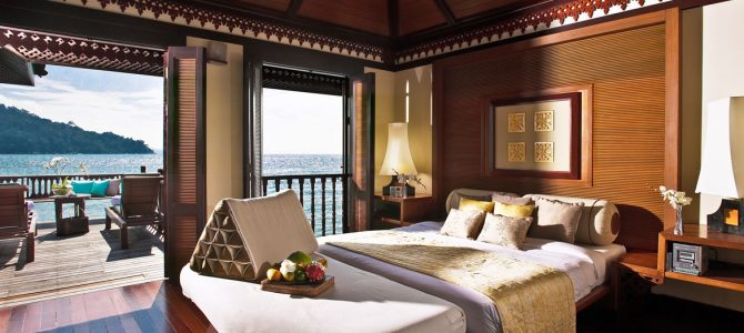 3 hotelltips for Pangkor Island Malaysia