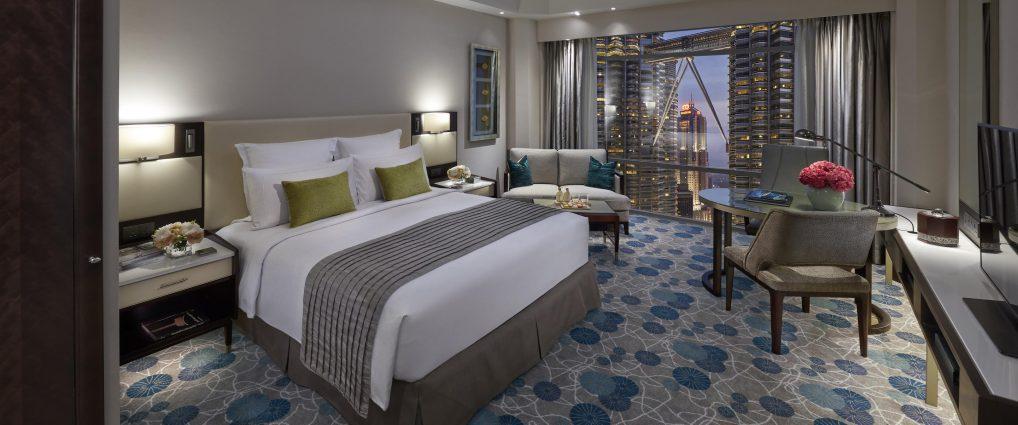 Clubroom. Foto: Mandarin Oriental Kuala Lumpur