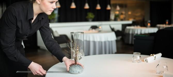 Geranium: Backstage på en 3-stjerners restaurant