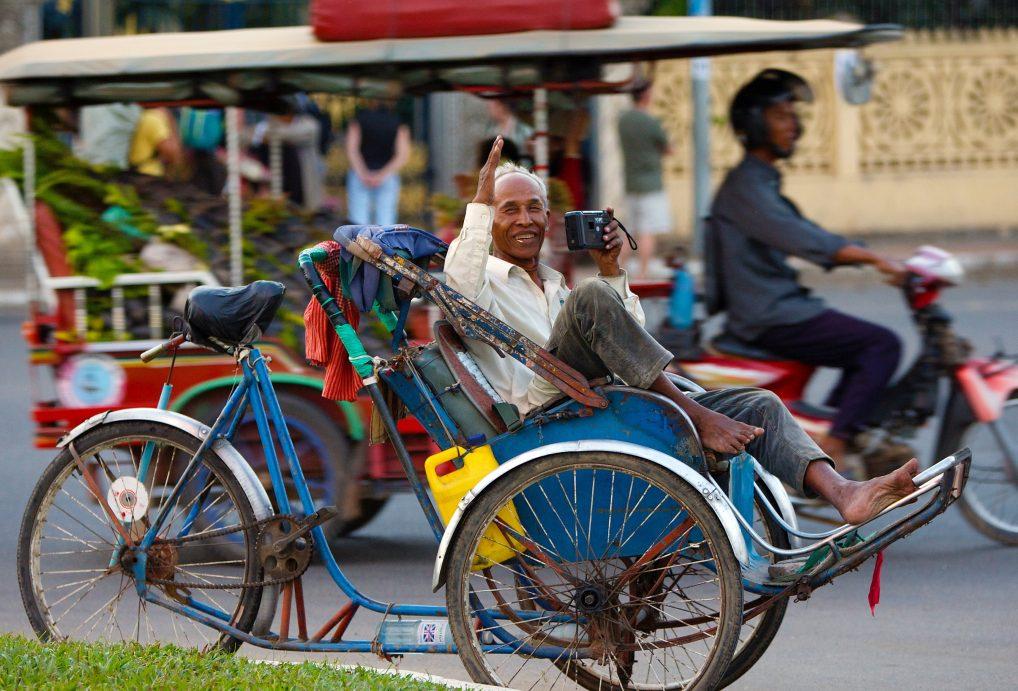 Vi ble ikke lurt en eneste gang i Kambodsja, og opplevde et veldig gjestfritt land og folk.
