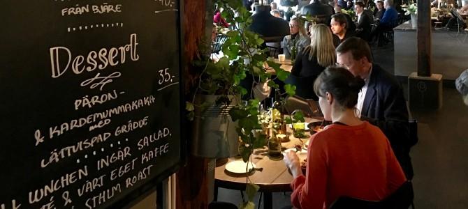 Spise: Fotografiska Stockholm