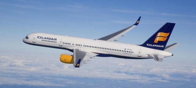 Billig oppgradering: Icelandair Saga Class