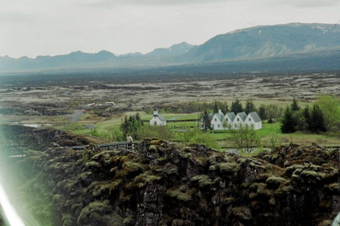 Natur på Island